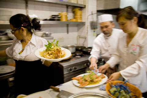 MienTay Battersea Kitchen