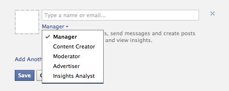 Facebook Admin Roles Image