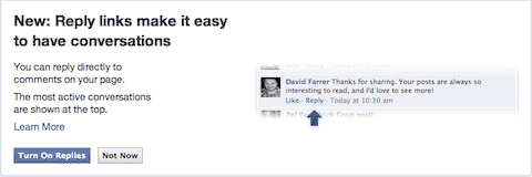 Facebook Replies Image