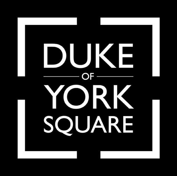 Duke Of York Square Logo