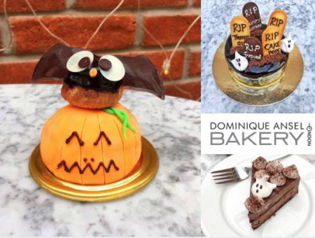 Halloween @ Dominique Ansel Bakery London